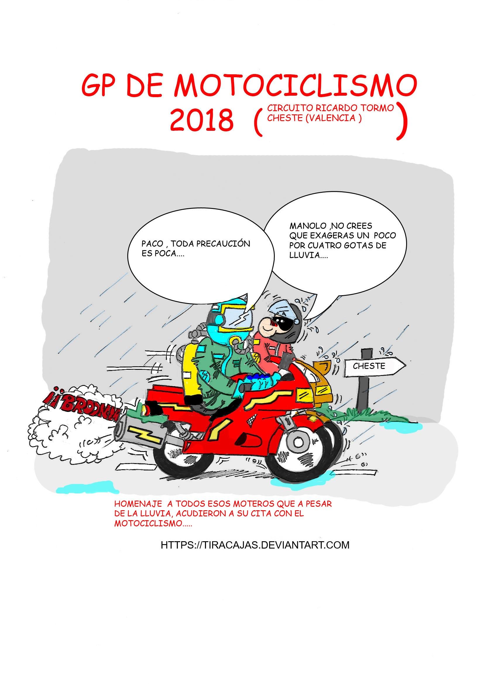 GP MOTOCICLISMO2018