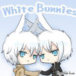 White Bunnies BL