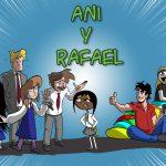 Komikero Invisible-Ani y Rafael