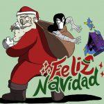 Feliz Navidad Komikus!