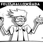 Feliz Hallowñada