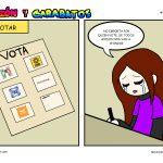 Diversion y garabatos- Día de votar