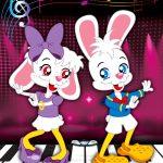 Hans Y Greta Bailando Como Patos