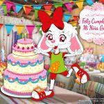 ¡Feliz Cumpleaños, Mi Niña Gretita!