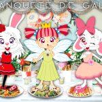 Cony, Gaby y Greta - Banquete de Gala