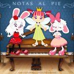 Cony, Gaby y Greta - Notas Al Pie