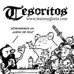 Tesoritos, el webcómic de Tesoro y Gloria